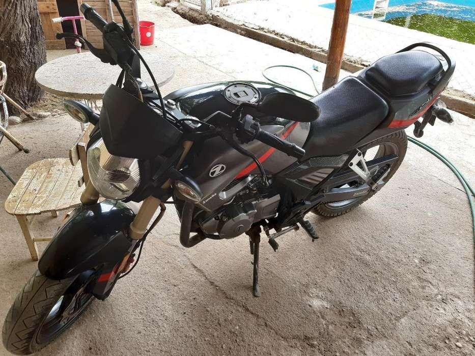 Vendo Zanella 250 Rx