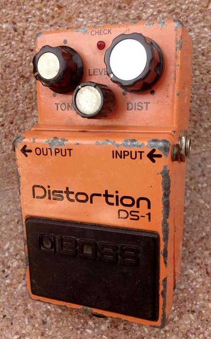 Boss Ds1 Made In Japan !