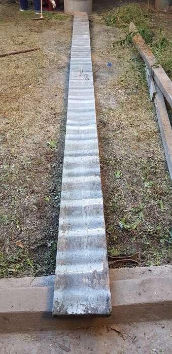 Tablón para Albañil 5.50 M.