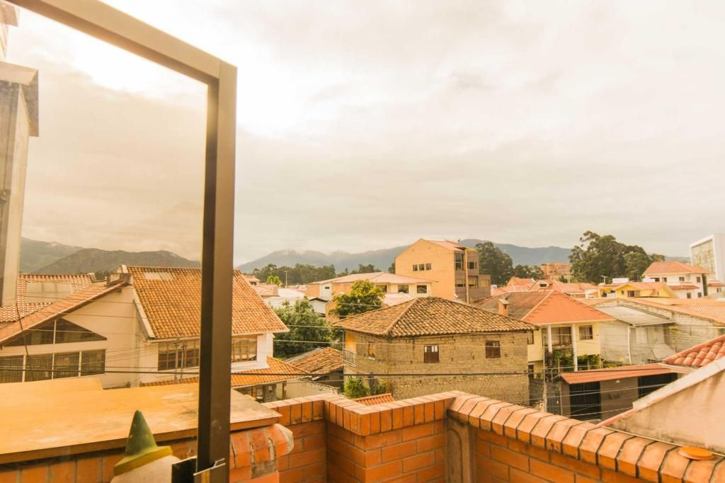 Quinta Lucrecia 3 dormitorios y terraza departamento