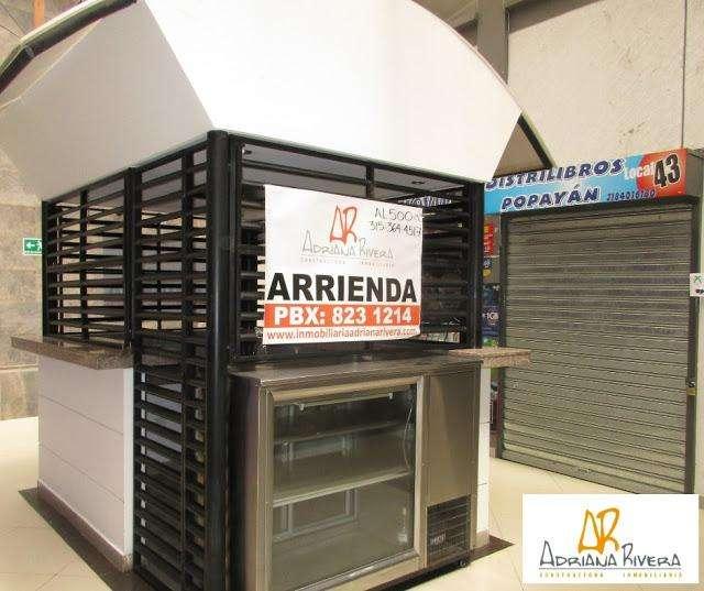 ARRIENDO DE LOCALES EN CENTRO URBANA POPAYAN 742-324