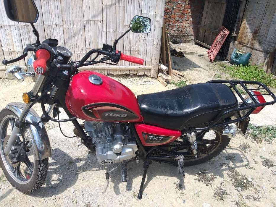 Vendo Moto Tuko Motor 150 de Oportunidad