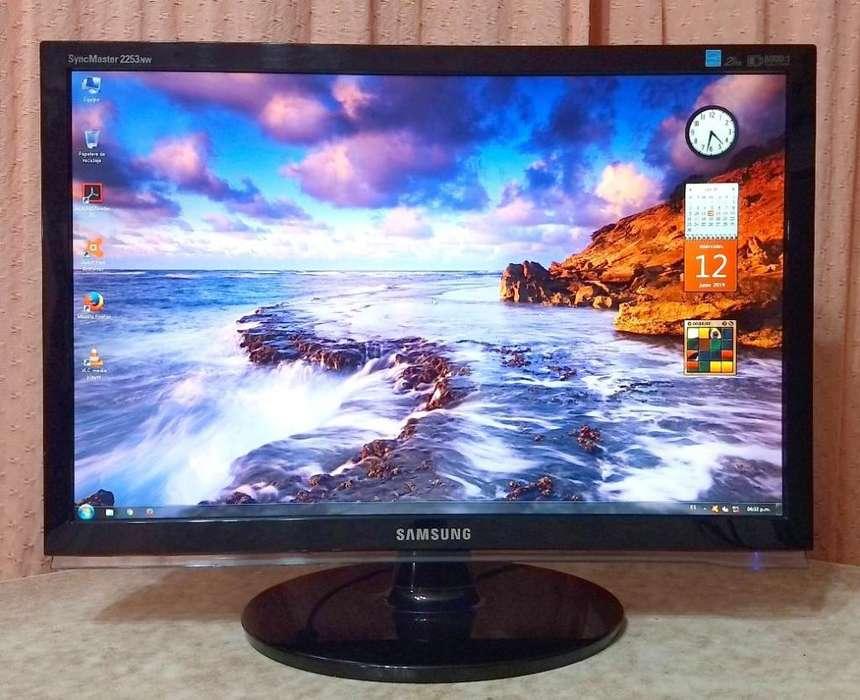 <strong>monitor</strong> Samsung 22 Pulgadas Excelente Estado ! Llevo a Domicilio!!