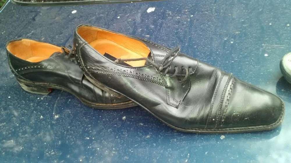 Zapatos Clasicos 44 Usados Una Sola Vez