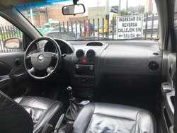 Chevrolet Aveo Five 2009, 1600cc, mecanico, refull, cuero, 153.600kms