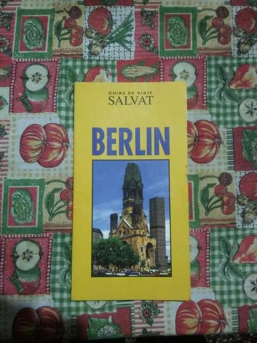 Guia Salvat Berlin, usada en buen estado.