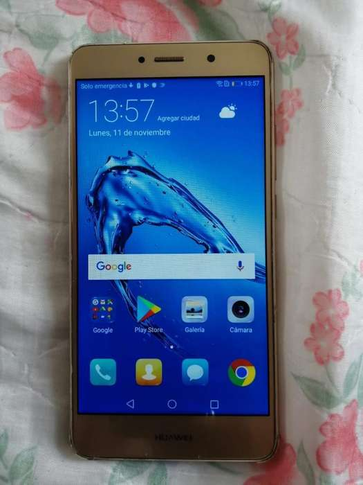 <strong>celular</strong> Huawei Y7