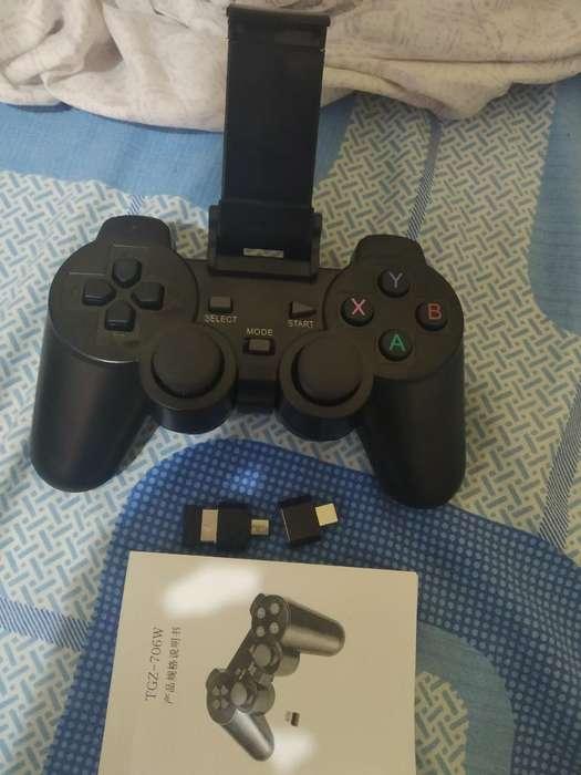 Gamepad Modelo Mando de Playstation