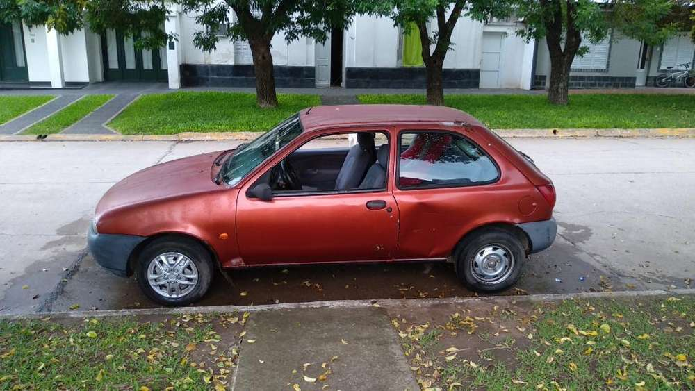 Ford Fiesta  1996 - 1111111 km