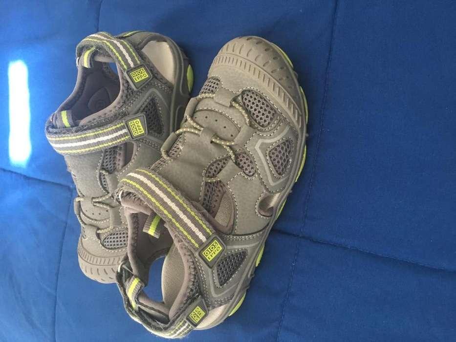 Zapatillas de montaña de verano