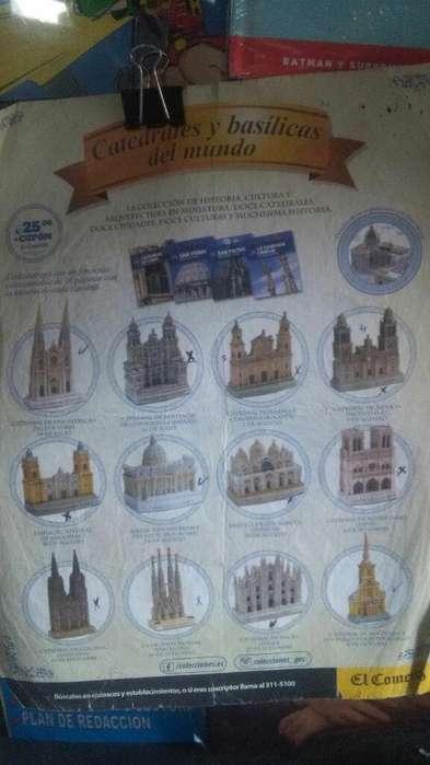 Venta Colección Completa de Catedrales