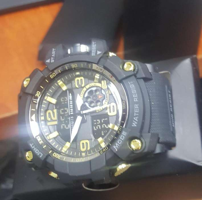 Hermoso reloj