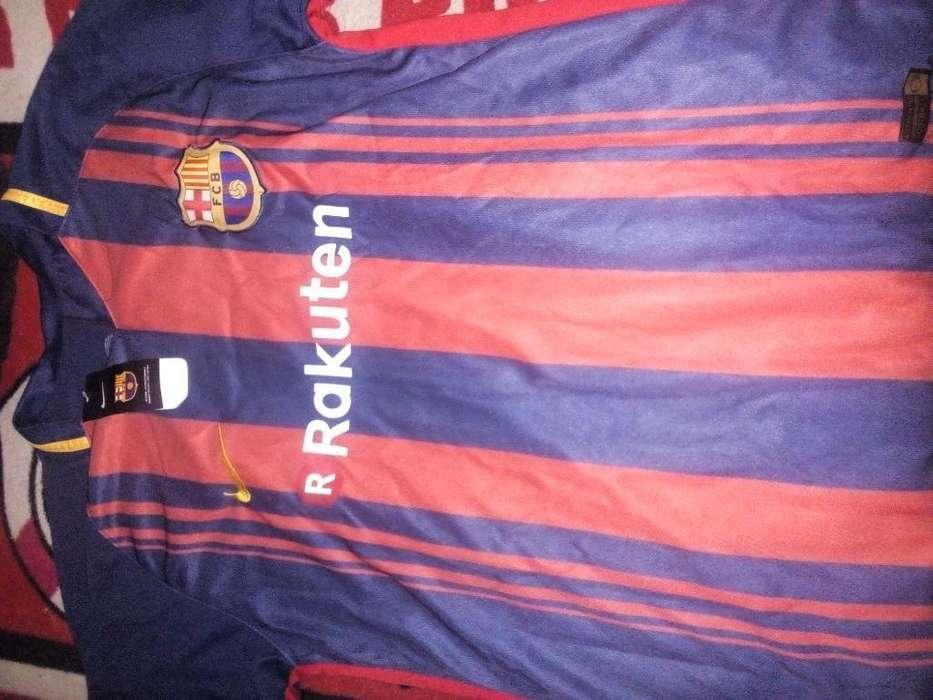 Camiseta Barcelona Talle L
