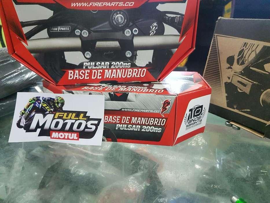BASES MANUBRIO NS-200