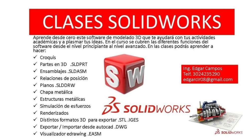 Clases de Solidworks