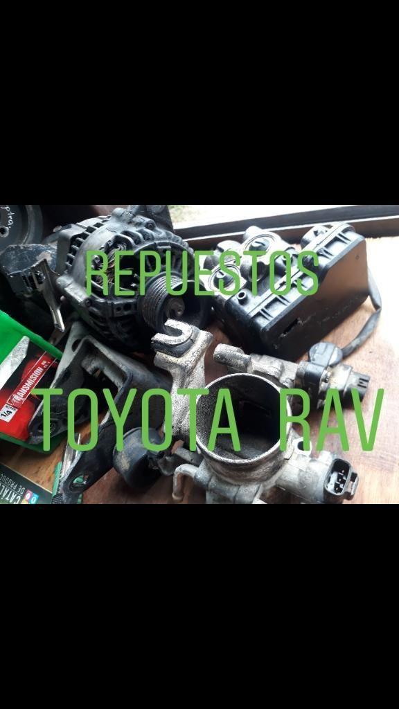 Repuestos Toyota Rav