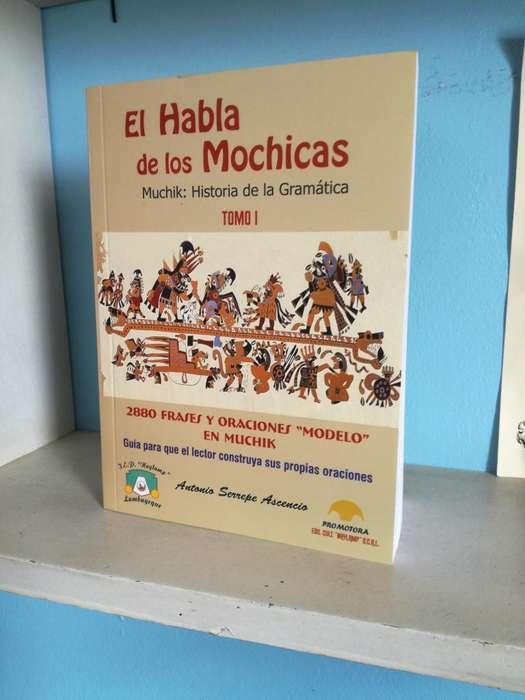 Libro El Habla de Los Mochicas