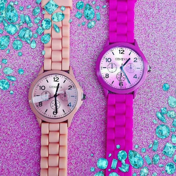 Combo Reloj Mas Pulsera