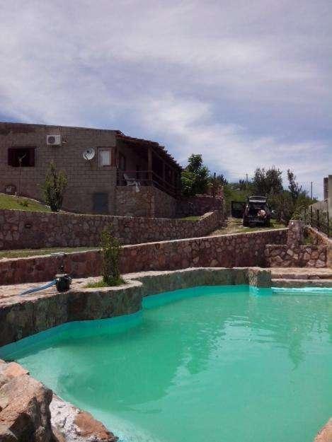 Alq. Casa en Villa Ernestina c/pileta