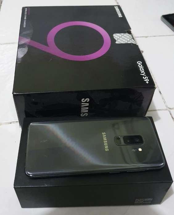 Vendo Galaxy S9 Plus