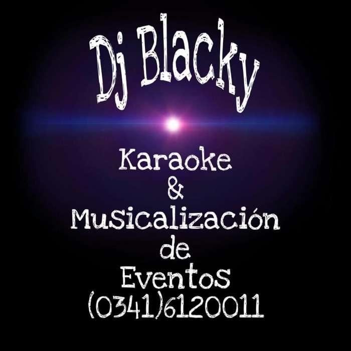 dj blacky eventos