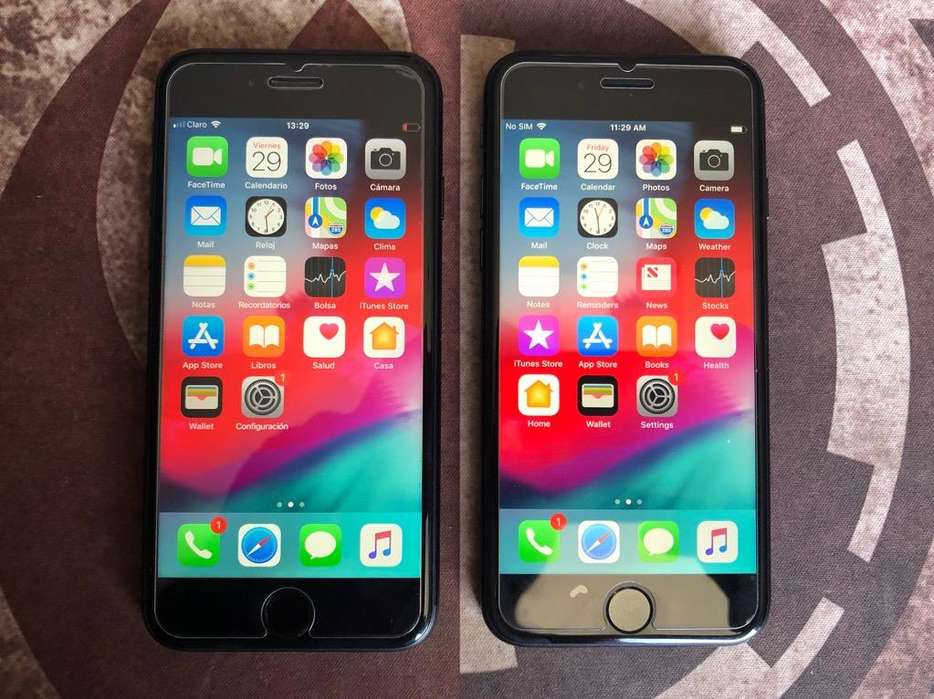 iPhone 7 Mate Black 32 128Gb