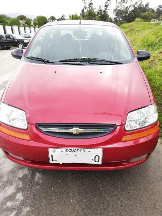 Chevrolet Aveo Family 2015 - 83400 km