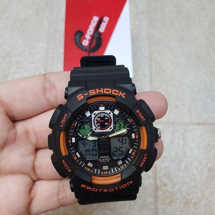 Reloj Original G - Force