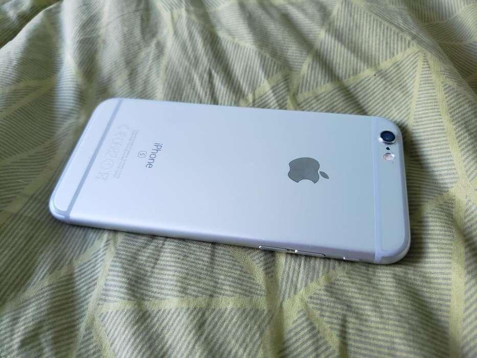 iPhone 6s 16g Plata Usado