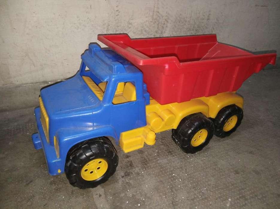 Camion Plastico El Mas Grande !