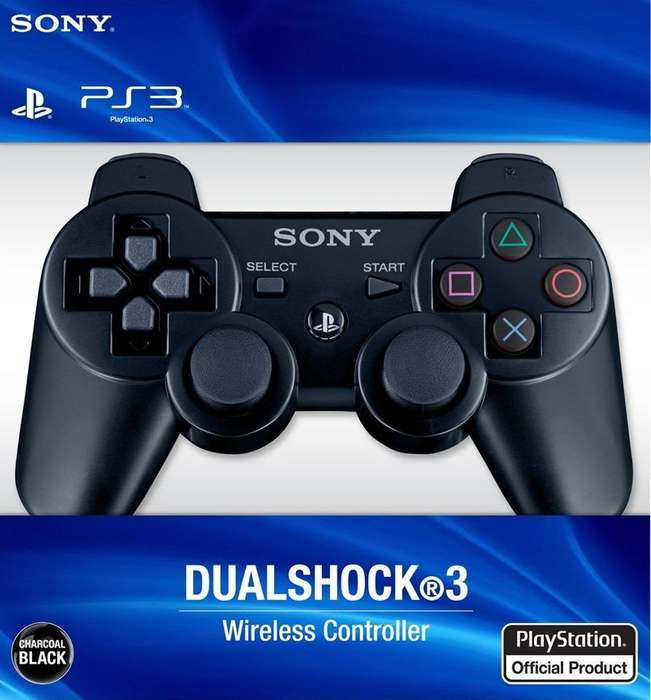 Control Play Station 3 Negro