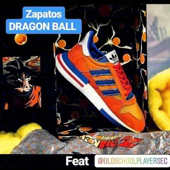 Zapatos <strong>adidas</strong> Dragon Ball Z Dtemporada