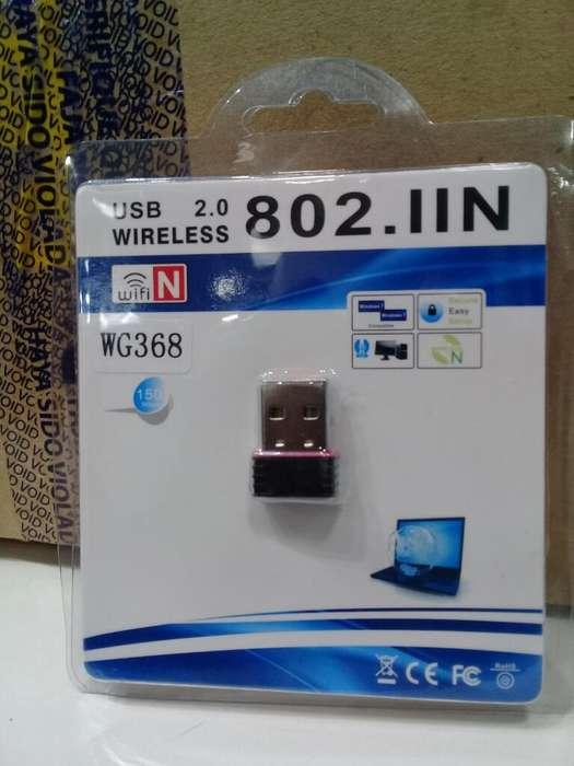 Receptor Wifi para Pc Notebook