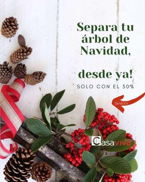 Árboles de Navidad ¡NUEVOS! Almacén Casa Viva Ibagué. Separa el tuyo con el 30% del valor total.