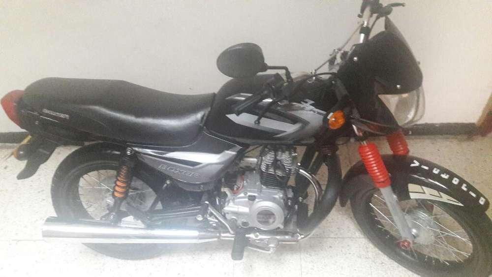 Vendo Moto Boxer 2013