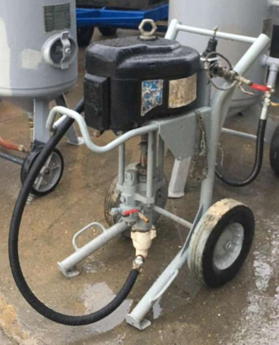 Bomba de pintura GRACO x60 airless / aspersion