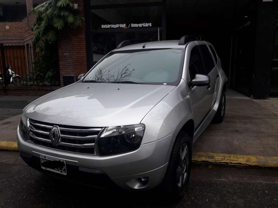 Renault Duster 2014 - 80000 km