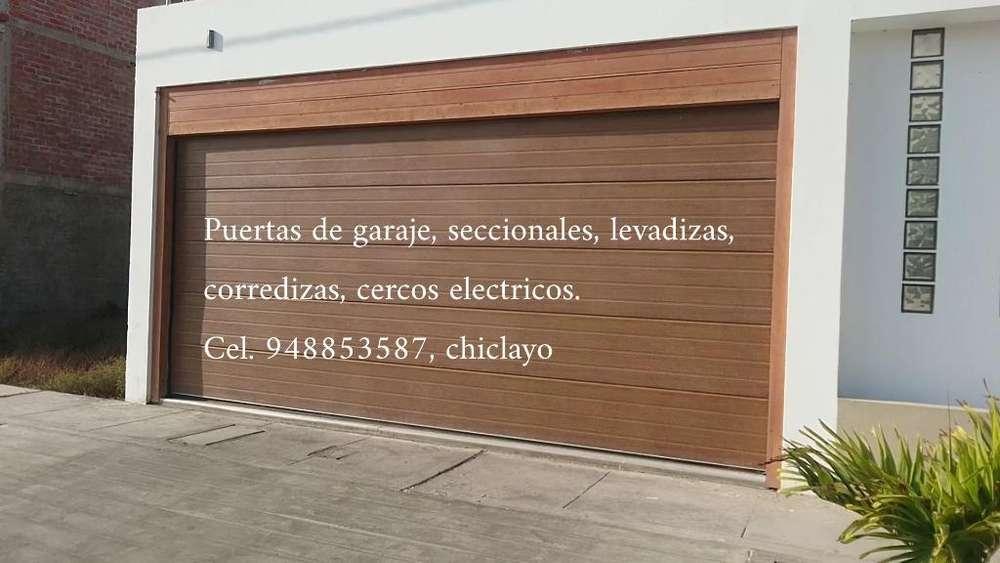 Puertas Seccionales Importadas, Sistemas