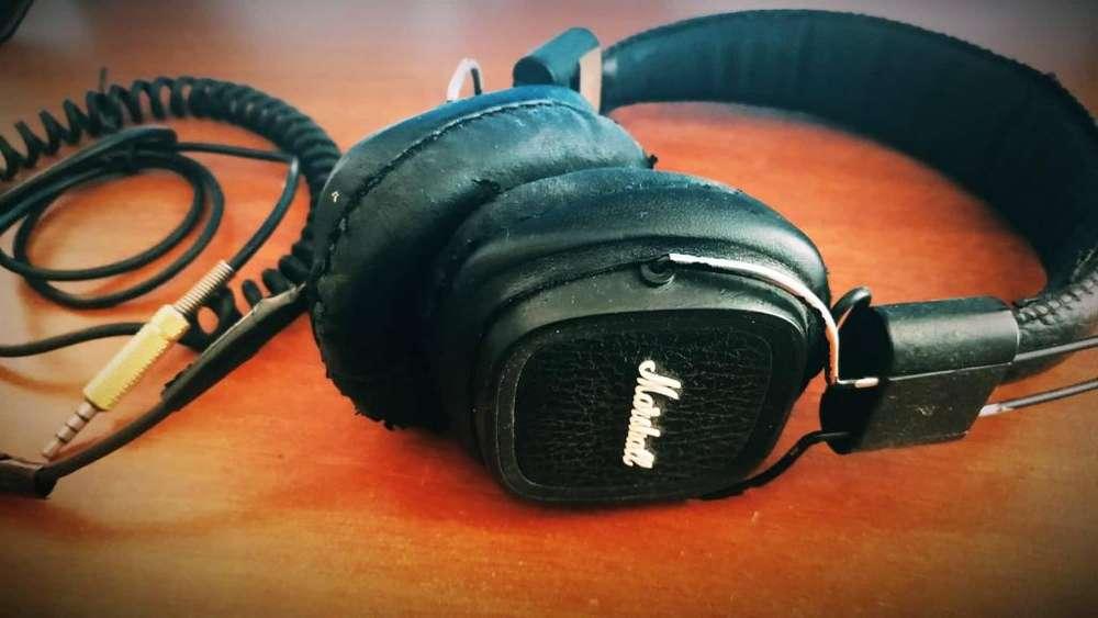 Marshall audifonos