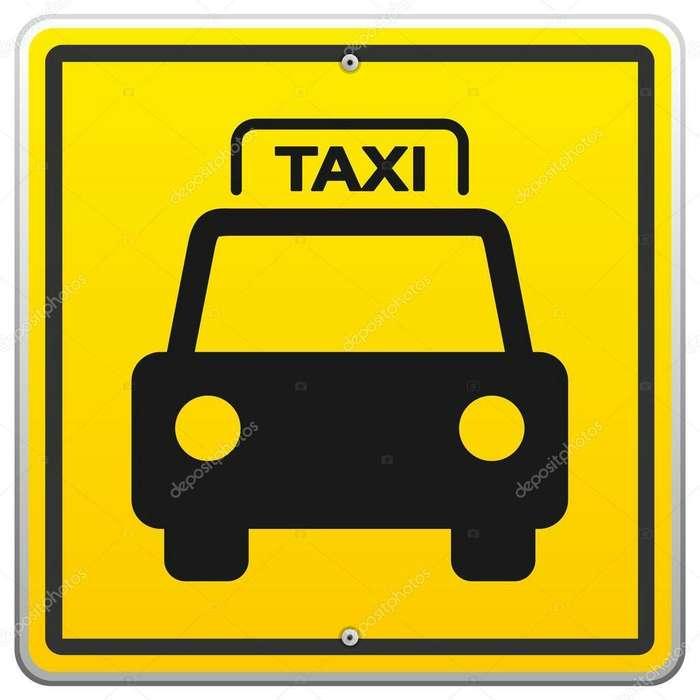 Me Ofrezco Chofer Taxi Responsable