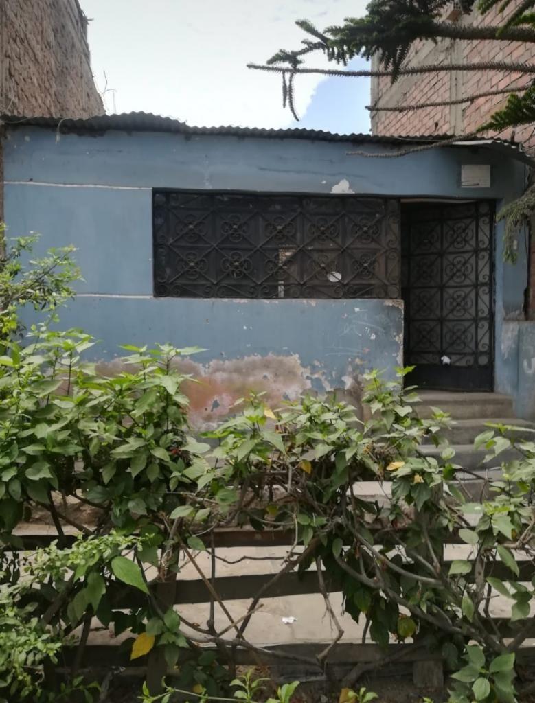 Casa Terreno San Juan de Miraflores