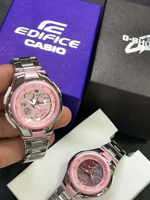 Reloj Casio para Dama