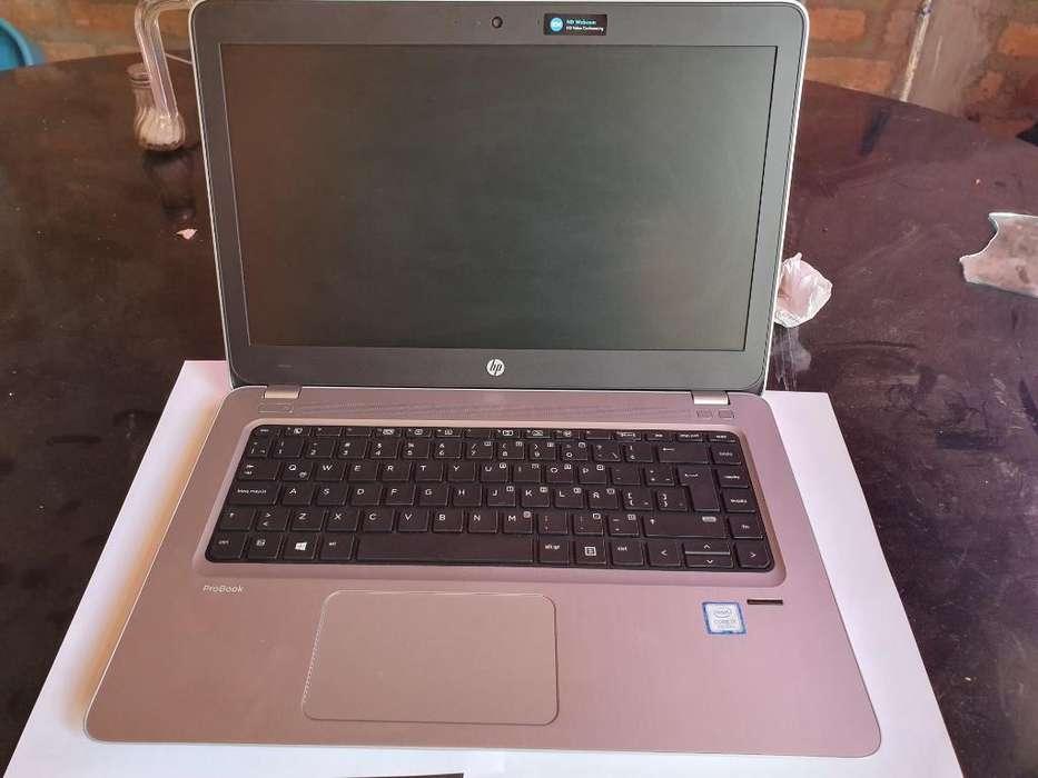 Laptop Hp I7 7ma Generacion