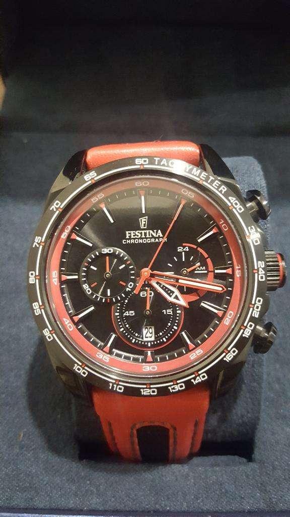 Magnifico Reloj Festina Original