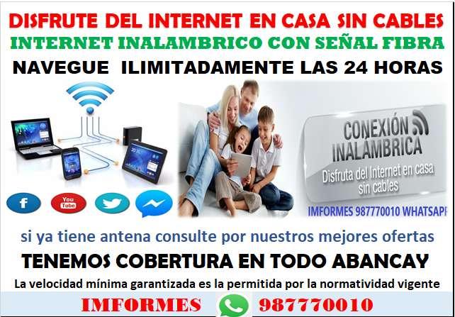 Internet INALAMBRICO