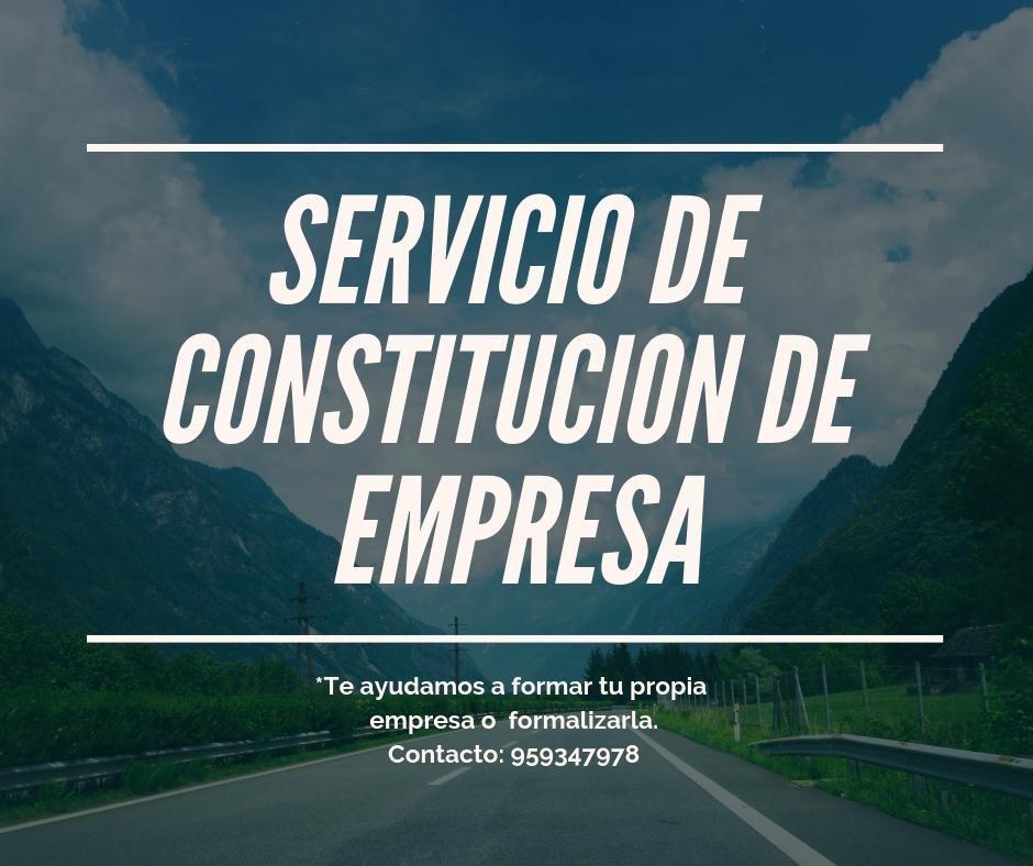 CREACION DE EMPRESA CONSTITUCION DE EMPRESAS FORMACION DE EMPRESA