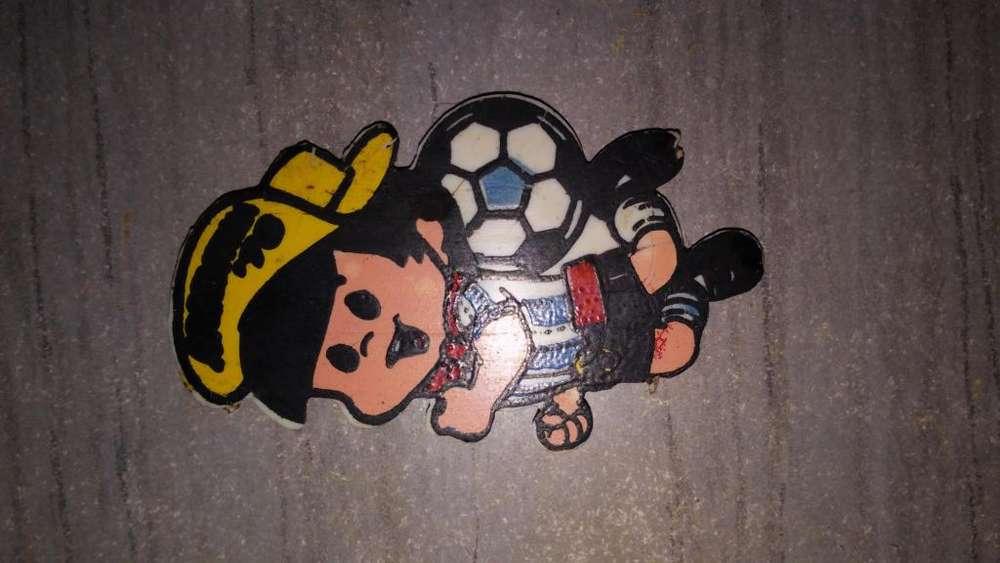 Sticker solido Mundialito 78