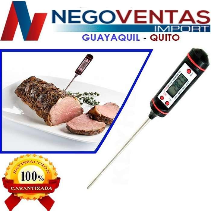 TERMOMETRO DE COCINA PARA <strong>alimento</strong>S