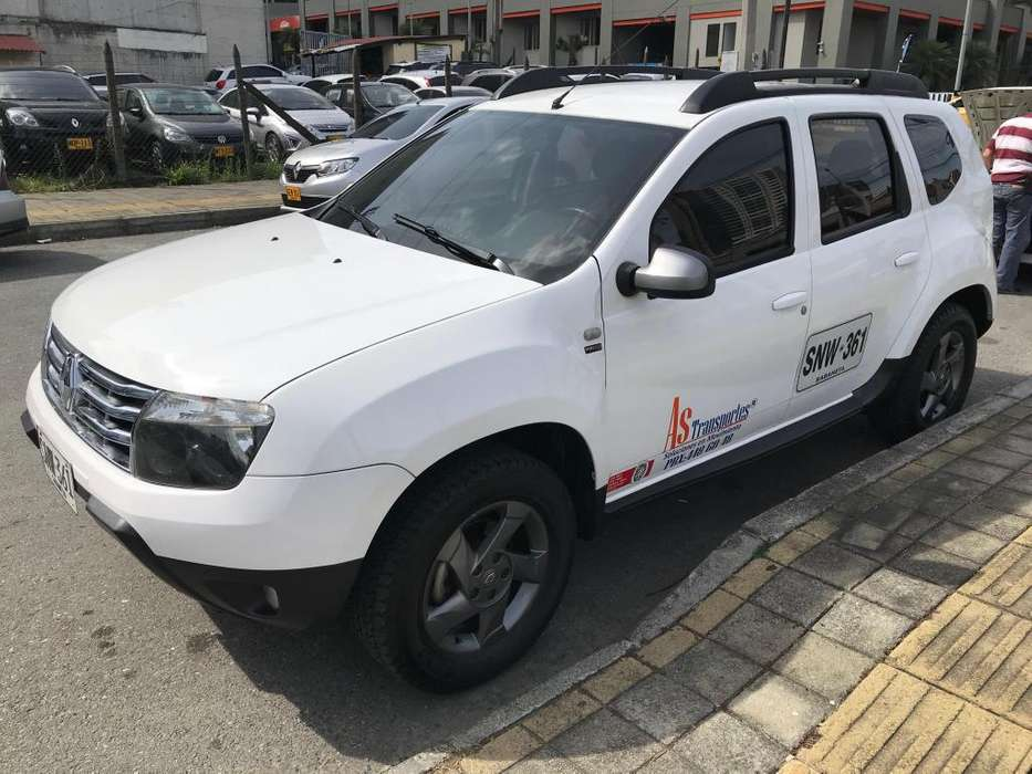 Renault Duster 2015 4x4, 2000cc, mecanica, full, Gasolina y Gas, Publica, 90.670kms