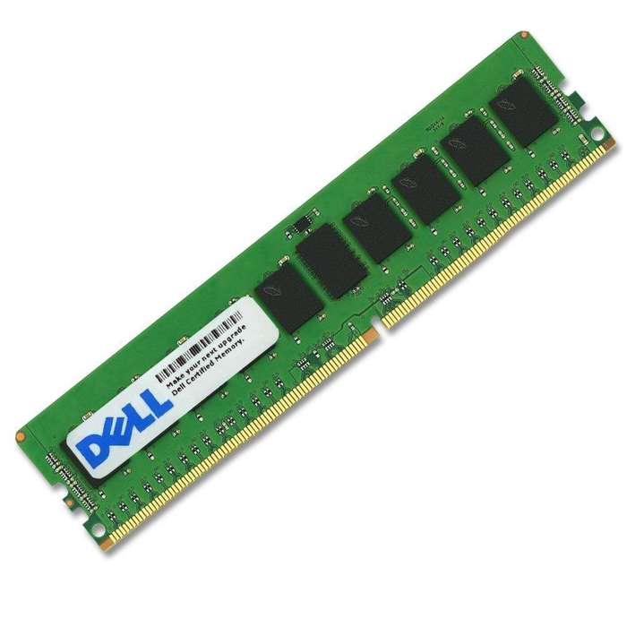 MEMORIA RAM PARA SERVIDOR DELL POWEREDGE DDR4 8GB 2RX8 PC4/19200 2400MHZ REGISTER